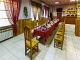 Галирад, банкетный зал